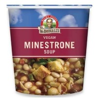 Dr. Mcdougall's Minestrone Big Cup Sp (6x2.3OZ )