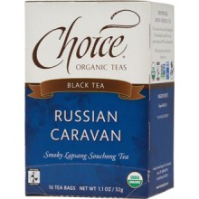Choice Organic Teas Russian Caravan (6x16 Bag)