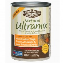 Castor & Pollux Ultra Whole Chicken Dog (12x13.2OZ )