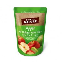 Back To Nature 100% Juice Apple (5x8Pack )