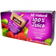 Back To Nature 100% Juice Berry (5x8Pack )