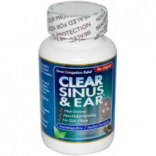 Clear Products Sinus & Ear (1x60CAP )
