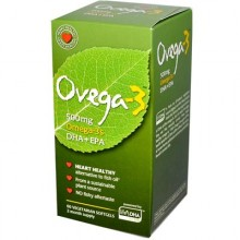 Amerifit Nutrition Ovega3 Dha+Epa 500 (1x60SGEL)