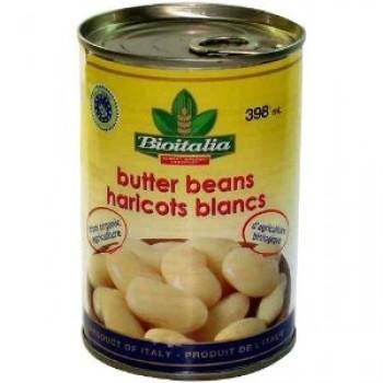 Bioitalia Butter Beans (12x14OZ )