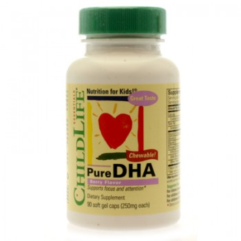 Childlife-Nutrition For Kids Pure Dha (1x90SGEL)