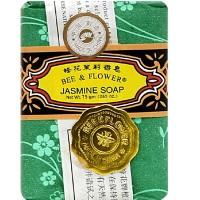 Bee & Flower Soaps Jasmine Soap Large (4x4.4OZ )
