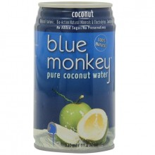 Blue Monkey Coconut Water No Pulp (6x17.6OZ )