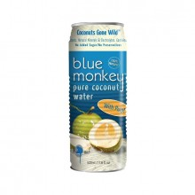 Blue Monkey Coconut Water W/Plp (6x17.6OZ )