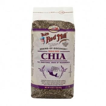 Bob's Red Mill Chia Seeds (4x16OZ )