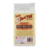 Bob's Sweet White Rice Flour ( 4x24 Oz)