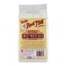 Bob's Sweet White Rice Flour ( 4x24 Oz)