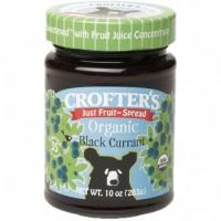 Crofters Black Crnt Jst Fruit (6x10OZ )