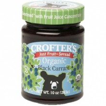 Crofters Black Crnt Jst Fruit (6x10OZ )