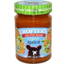 Crofters Apricot Just Fruit (6x10OZ )