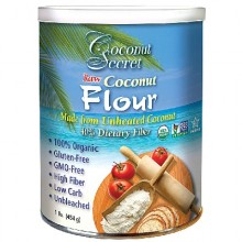 Coconut Secret Raw Coconut Flour (12x16OZ )