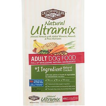 Castor & Pollux Ultra Adult Dog Dry (1x30LB )