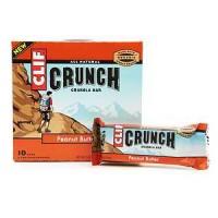 Clif Bars Crunch Bar PButter (12x5 CT)