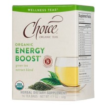 Choice Organic Energy Boost (6x16BAG )
