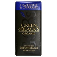 Green & Black Chocolate Hazelnut Currant (10x3.5 Oz)