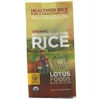Lotus Foods Madagascar Pink Rice (6x15 Oz)