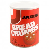 Jason Bread Crumbs Plain (6x15 Oz)
