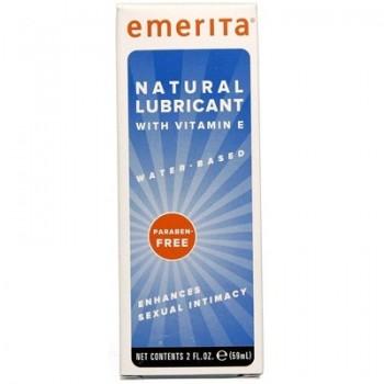 Emerita Natural Lubricnt (1x2OZ )