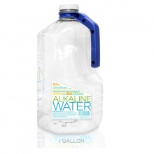 Alkaline Enhanced Alkaline Water (4x1GAL )
