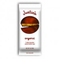 Justin's Milk Chocolate P/Butter Milk Cups (12x1.4 Oz)