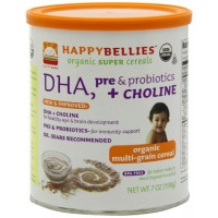 Happy Bellies Multigrain Cereal (6x7Oz)