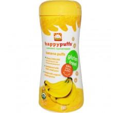 Happy Baby Banana Puffs (6x2.1Oz)