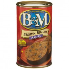 B&M Brown Brd W/Raisins (12x16OZ )