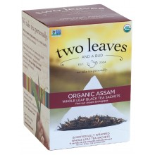 Two Leaves & A Bud Assam Breakfast Tea (6x15 Bag)