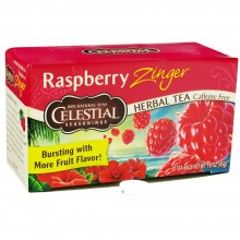 Celestial Seasonings Raspberry Zinger Tea (6x20BAG )