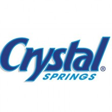 Crystal Springs Purified Drink Water (2x320OZ )