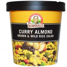 Dr. Mcdougall's Curry Brw/Wild Rice Sld (6x2.5OZ )