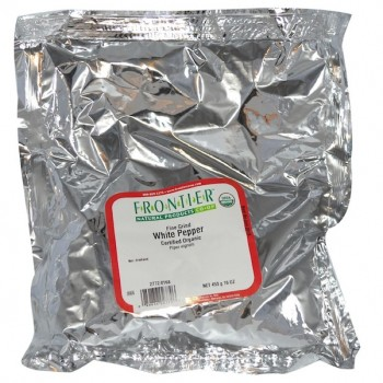 Frontier Ground White PePepper (1x1LB )