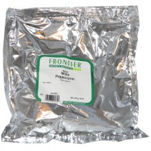 Frontier Peppercorns White Whole (1x1LB )