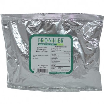 Frontier Med Himalyan Pink Salt (1x1LB )