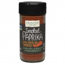 Frontier Paprika Smoked Ground (1x1.87OZ )