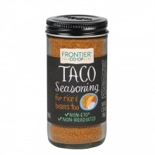 Frontier Taco Seasoning (1x2.33OZ )