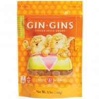 Ginger People Gin Gin Spice Drops (24x3.5OZ )