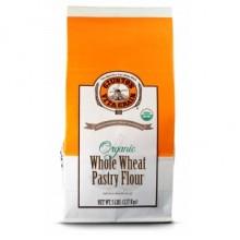 Giusto's Ww Pastry Flour (1x25LB )