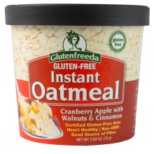 Glutenfreeda Foods Oatmeal Cran/Apple (12x2.64OZ )
