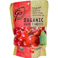Go Naturally Cherry Hard Candy (6x3.5OZ )