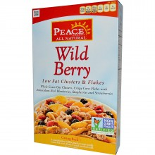Golden Temple Wild Berry Leaf Pce Cereal (6x10OZ )