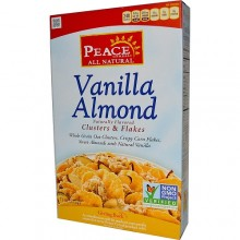 Golden Temple Van/Almond Peace Cereal (6x11OZ )