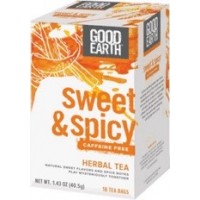 Good Earth Teas Original Caf Free Tea (6x18BAG )