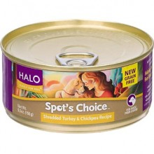 Halo Chicken Wet Dog Food (12x5.5OZ )