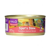 Halo Salmon Wet Cat Food (12x5.5OZ )