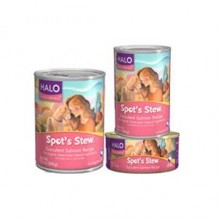 Halo Turkey Wet Cat Food (12x3OZ )